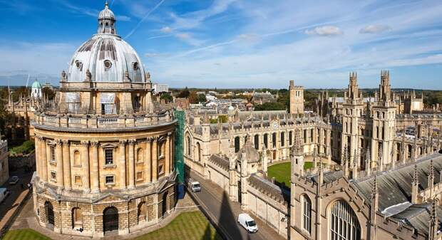 Вопросы, которые задают при вступлении в Оксфорд