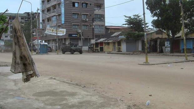 Guinee News: мятежники, задержавшие президента Гвинеи, приняли хартию переходного периода