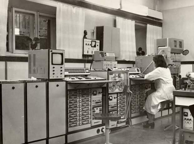 История развития советских ЭВМ до 1980-го года