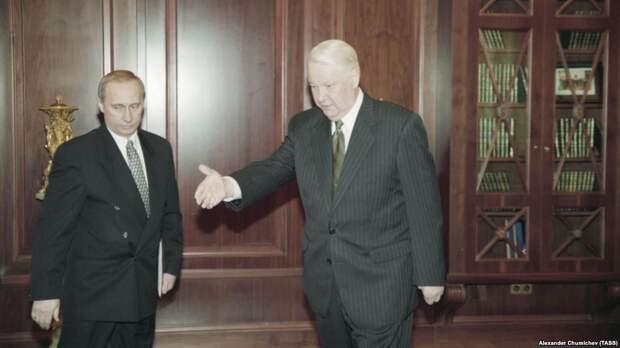 Гексогеновые годы. Владимир Путин во главе ФСБ
