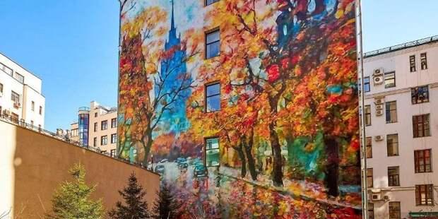 Депутат МГД Мария Киселева: Важно разделять искусство граффити и примитивное варварство