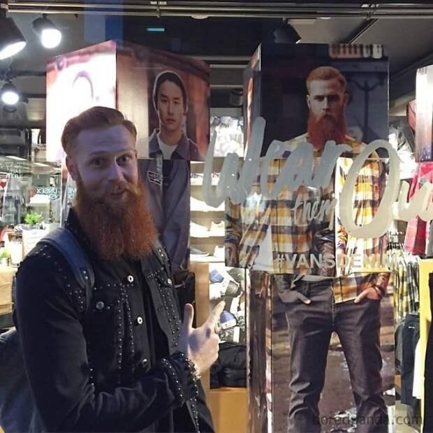Теперь, чтобы хорошо выглядеть, Гвилим постоянно поддерживает свою физическую форму Круто получилось, борода, внезапно, до и после, изменения внешности, истории из жизни, истории людей, мужская красота