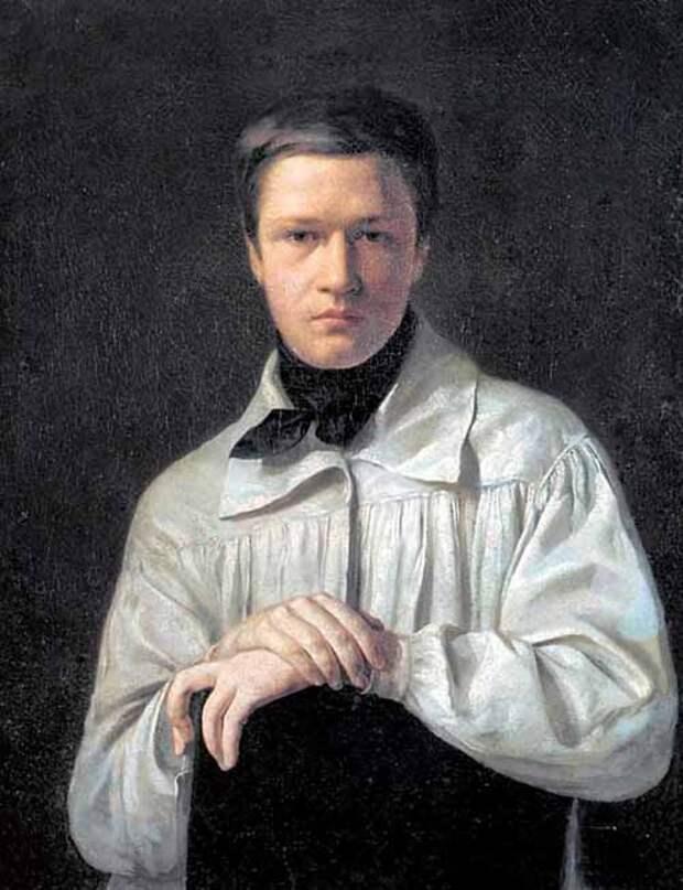 РУССКИЕ ХУДОЖНИКИ. Тыранов Алексей Васильевич (1808-1859)