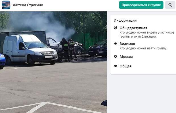 На Таллинской улице сгорела «ГАЗель»