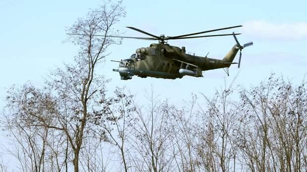Эксперт: азербайджанские военные умышленно обстреляли российский вертолет