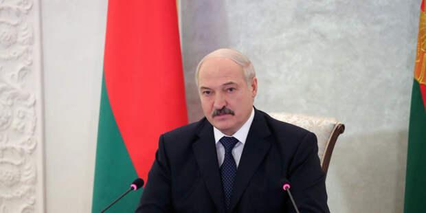 Кого Лукашенко обвинил в захвате