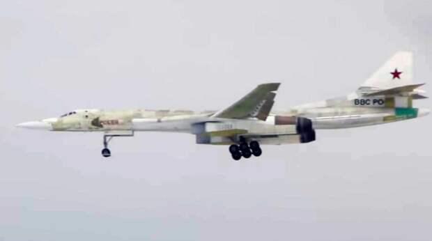 Ракетоносец Ту-160М: военные показали первый полет, характеристики ...