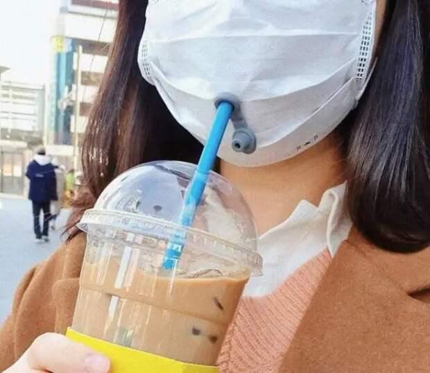 20 фото доказательств того, что использование маски для лица перешло на новый уровень