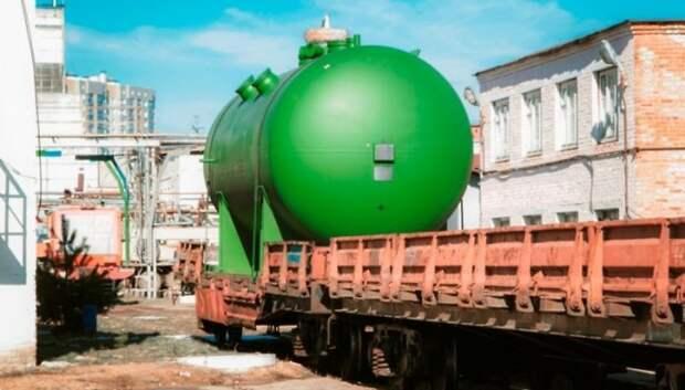 «ЗиО‑Подольск» отгрузил оборудование на атомную электростанцию в Бангладеш