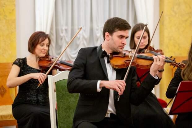 Концерт «Блистательный Петербург» в Петрикирхе