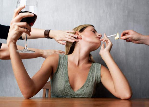 Как вредные привычки влияют на развитие хронических болезней после 40