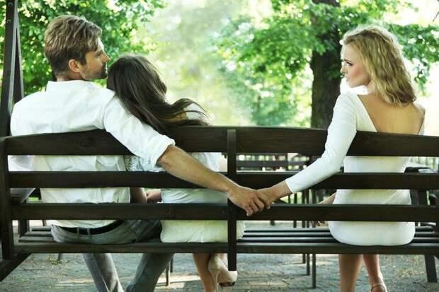 Почему мужчины изменяют: Мужской взгляд.