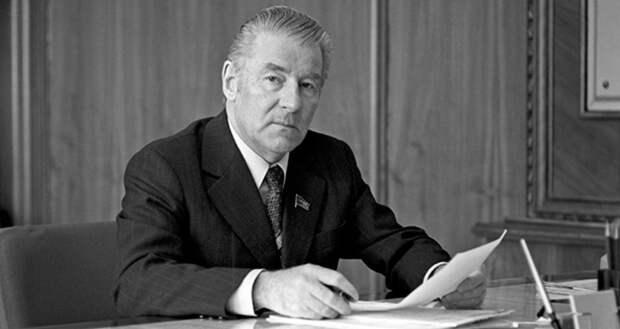 Михаил Соломенцев: почему его так боялись представители советскойпартийной элиты