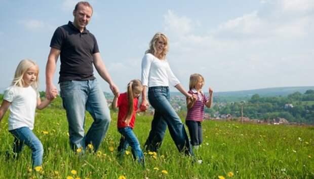 Более 1,4 тыс многодетных семей региона получили бесплатные участки земли в 2018 г