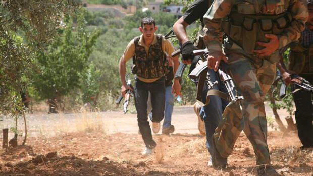 ЦПВС сообщил о гибели двух сирийских военных при отражении атаки боевиков