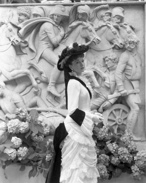 Вивьен Ли в образе Анны Карениной