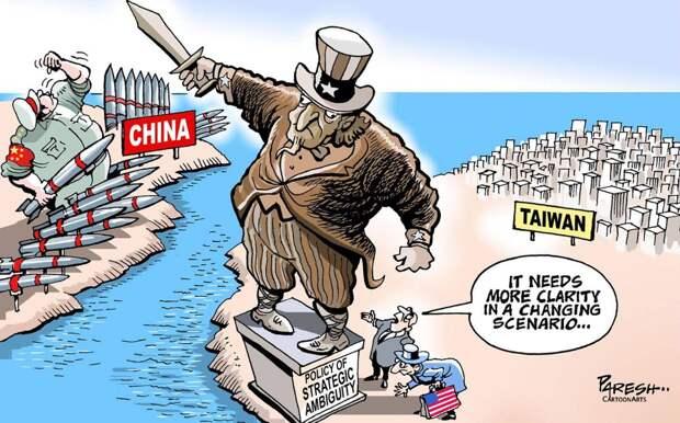 Китаю следует объединиться с Россией и Белоруссией и наказать Литву
