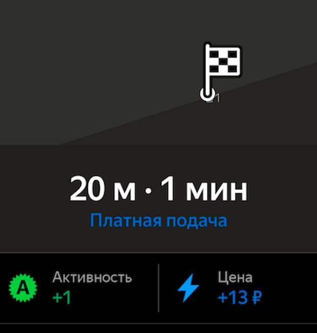 """Яндекс, где мой коэффициент? Я нахожусь в самом """"пекле""""! В зоне повышенного спроса!"""