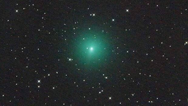 Жители Земли смогут увидеть приближение ядовитой кометы к Солнцу Космос, Астрономия, Комета