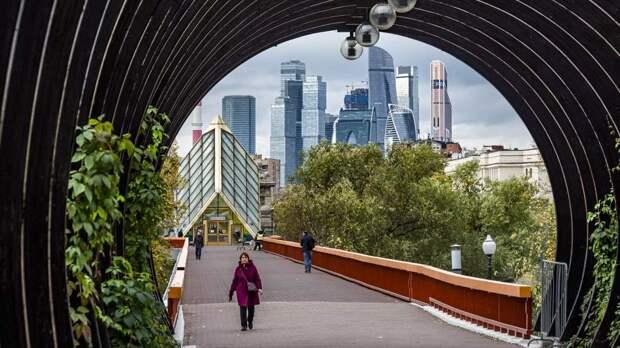 Потепление в Москве пообещали в конце сентября