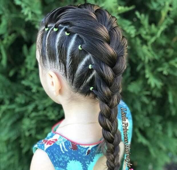 Необыкновенная коса