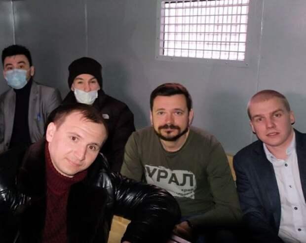 За что задержали «суповой набор» Ходорковского