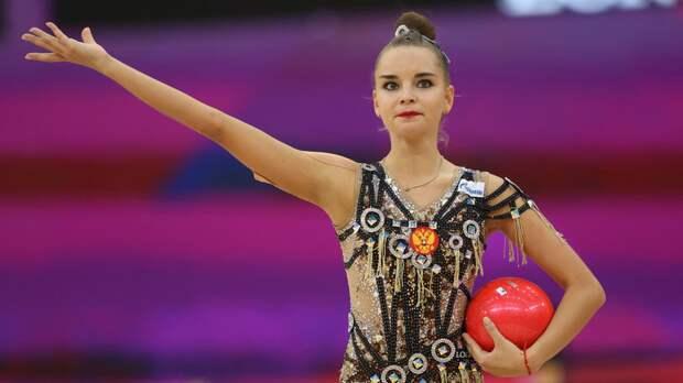 Дина Аверина выиграла личное многоборье на этапе КМ в Ташкенте