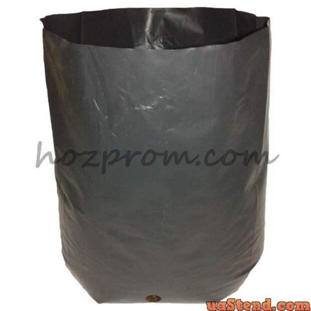 Прочные пакеты для саженцев разных размеров и объемов