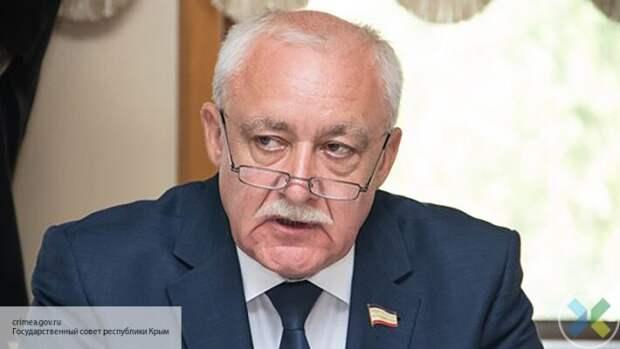 Гемпель назвал блефом указ Зеленского по «деоккупации» Крыма