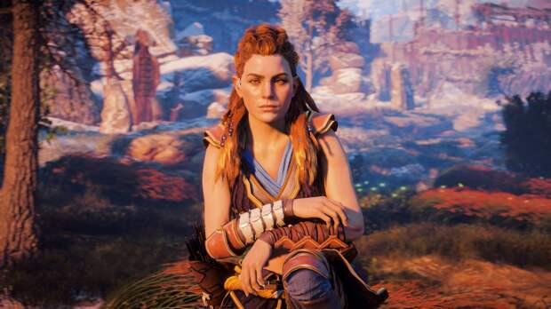 """Дополнение к игре Horizon Zero Dawn позволило """"раздевать"""" главную героиню"""