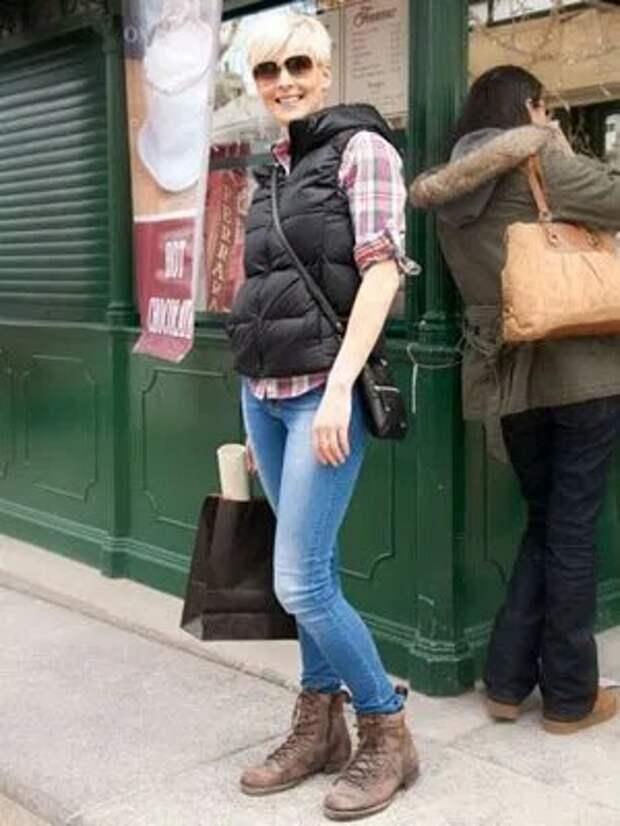 Модные Грубые ботинки – как и с чем возрастной женщине их носить, чтобы выглядеть стильно