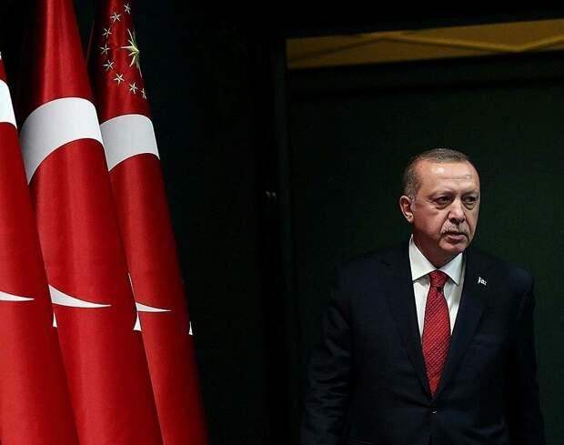 Мировая закулиса на роль фашистской Германии определила современную Турцию