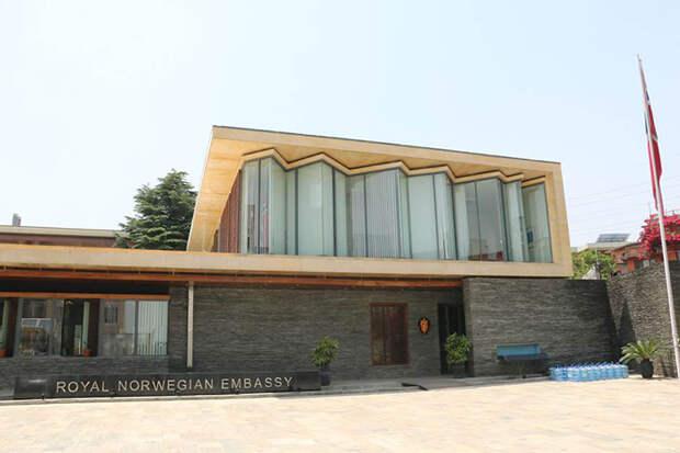 30 самых великолепных посольств разных стран мира