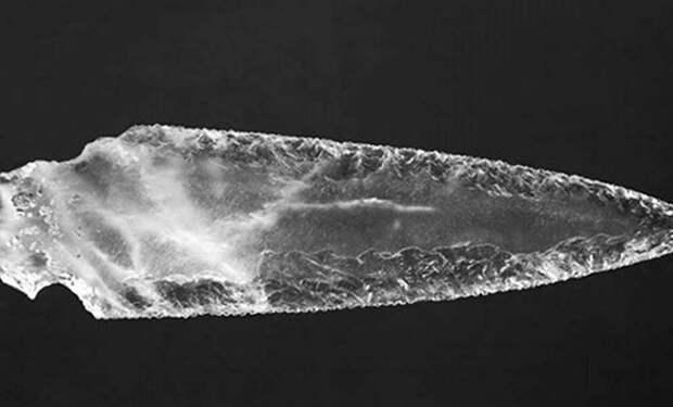 В Испании нашли нож из кристалла возрастом 5000 лет, который не похож на предметы цивилизаций Европы