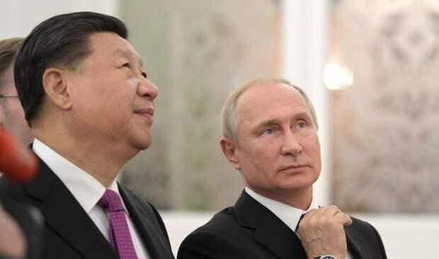 Почему Америке стоит бояться альянса России и Китая