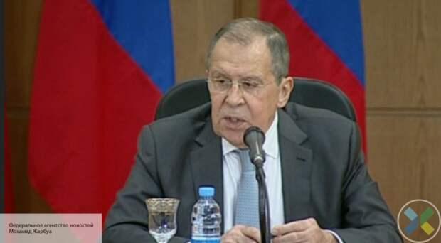 Лавров назвал причину отсутствия прогресса в вопросе Донбасса