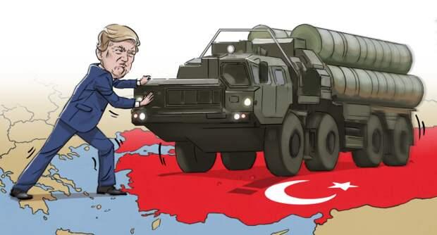 Турция резко ответила США: Анкара не собирается оказываться от русских С-400