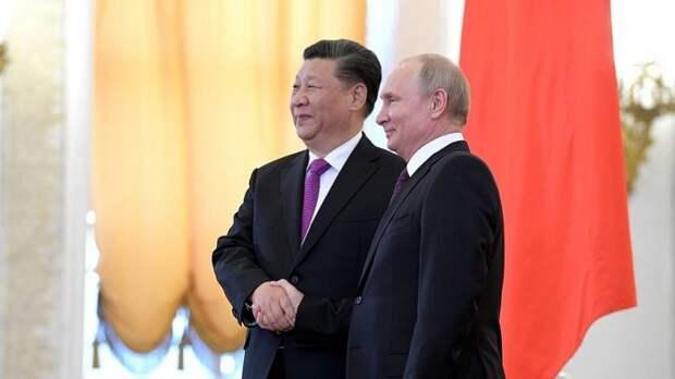 Неужели Россия переходит на китайскую модель?