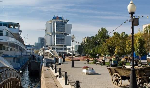За длинным летом в Южную столицу России - в Ростов-на-Дону!