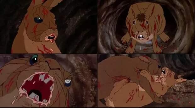 Самые ужасные мультфильмы из нашего детства