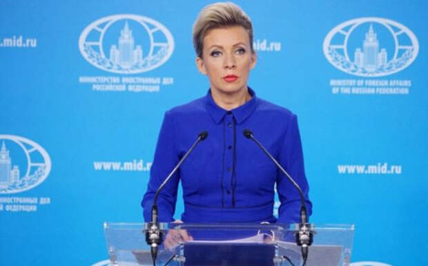 Захарова: Лондон признался в манипуляциях вокруг истории с Навальным