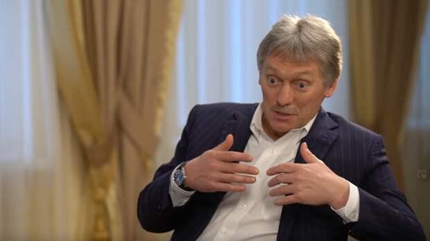 Песков: Путин предупредил «Шерхана и прилипал» о недопустимости пересечения красных линий