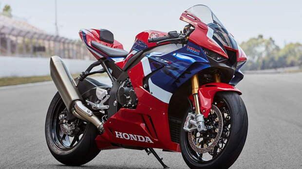 СМИ: Honda может спроектировать альтернативу мотоциклу Fireblade