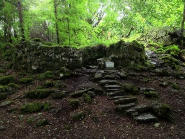 7 самых интересных мифических мест