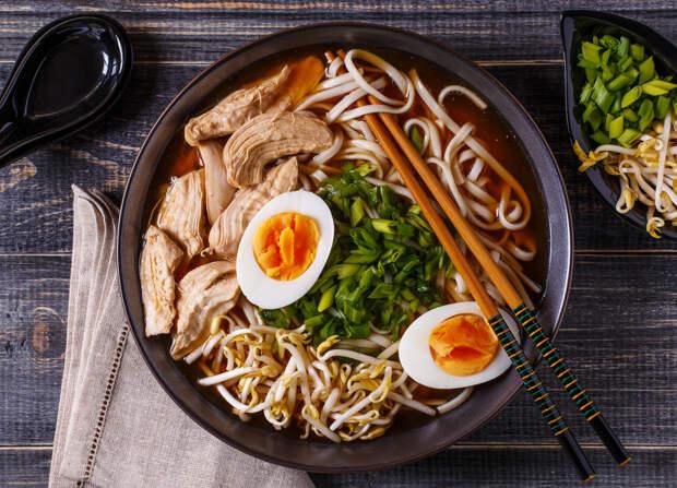 Почти как в Японии! Секреты приготовления вкусного рамэна