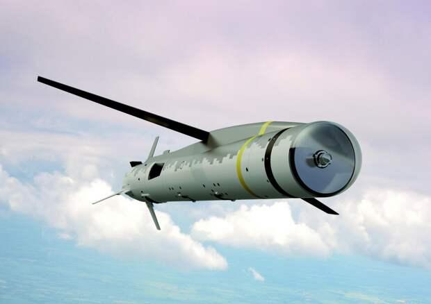 Британские палубные истребители F-35B получат мини-ракету Spear 3