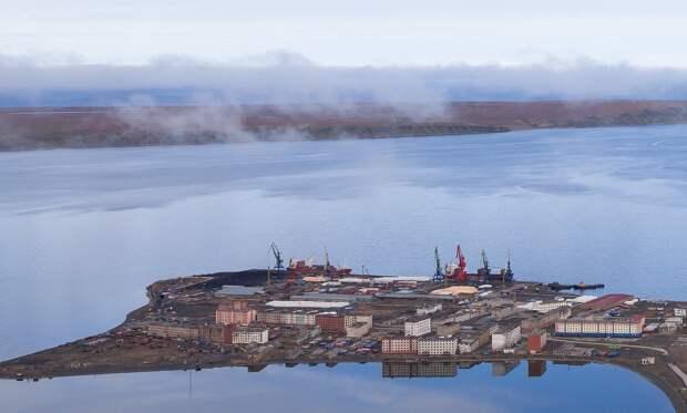Так на берегу океана живет самый быстроумирающий город России