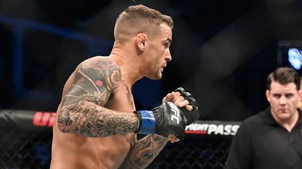 Порье отреагировал на призыв Фергюсона организовать их бой в UFC