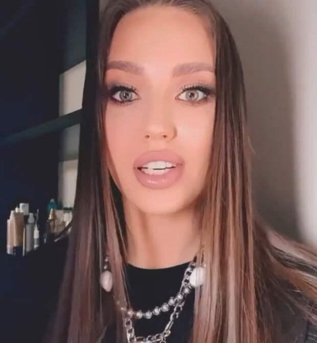 """Анастасия Костенко о третьей беременности: """"Не так же сразу!"""""""