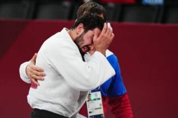 Дзюдоист Ильясов стал бронзовым призером Олимпиады
